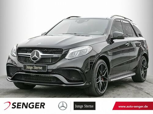 Mercedes-Benz GLE 63 AMG S 4M*Standheizung*Pano*Fond-Entertain
