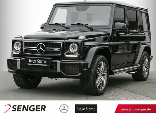 Mercedes-Benz G 63 AMG *Distronic*Standheizung*Designo*AHK*DAB