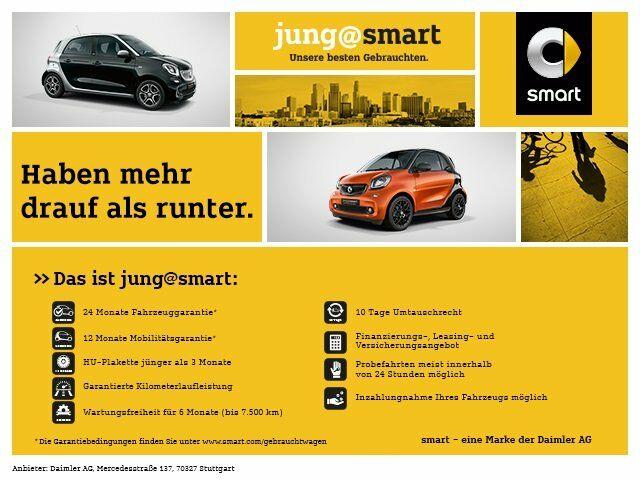 Smart Fortwo Eq Cabrio Passion Cool Audio Komfort Auto Senger