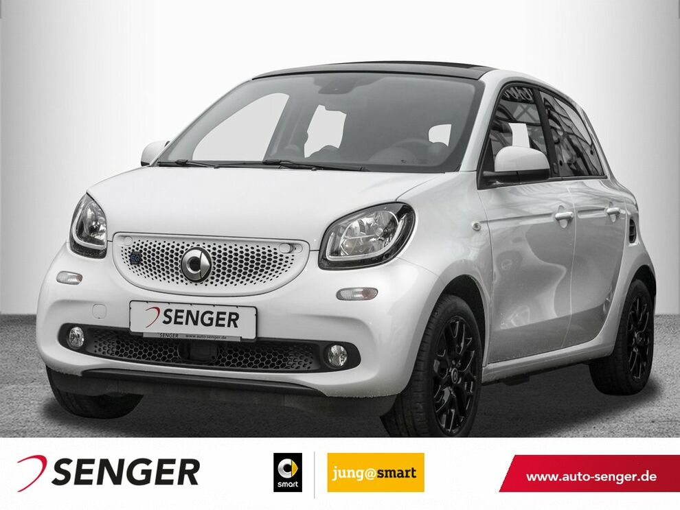 Smart forfour EQ *Passion*Cool & Audio*Sleek*LED*DAB*