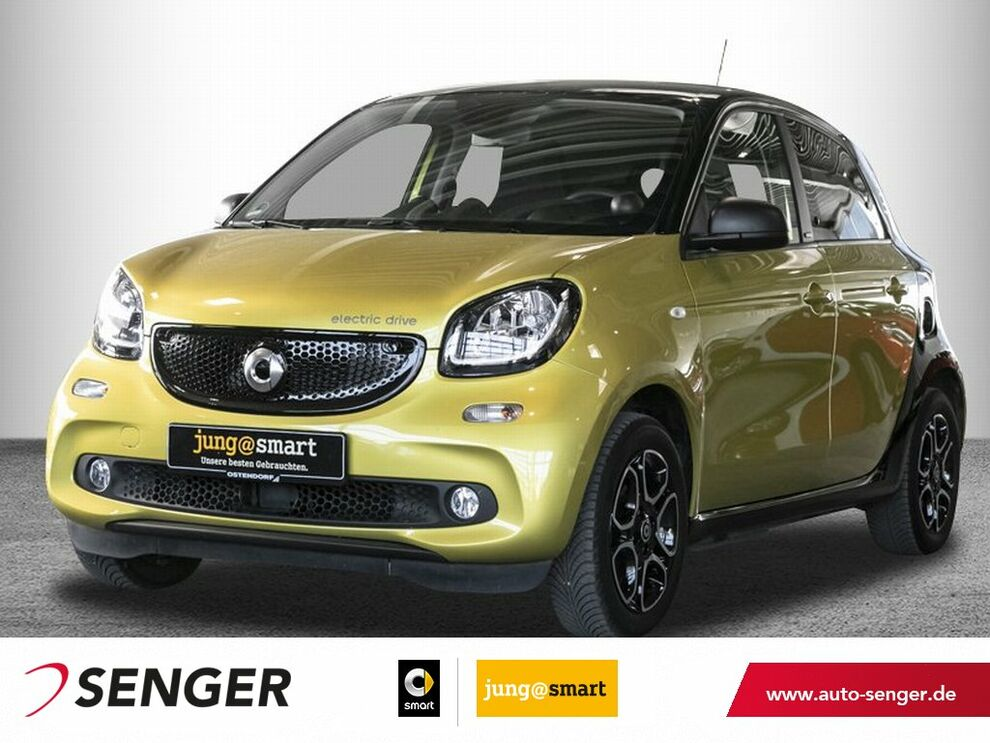 Smart forfour ed*Passion*Cool & Audio*LED*Einparkhilfe