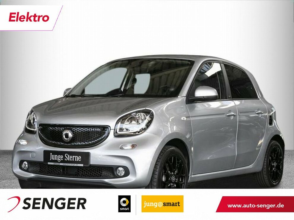 Smart forfour ED *Prime*Cool & Media*Sleek*Kamera*LED*