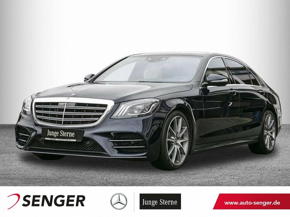 Mercedes-Benz S 560 4MATIC lang AIRMATIC Pano AMG designo 360°