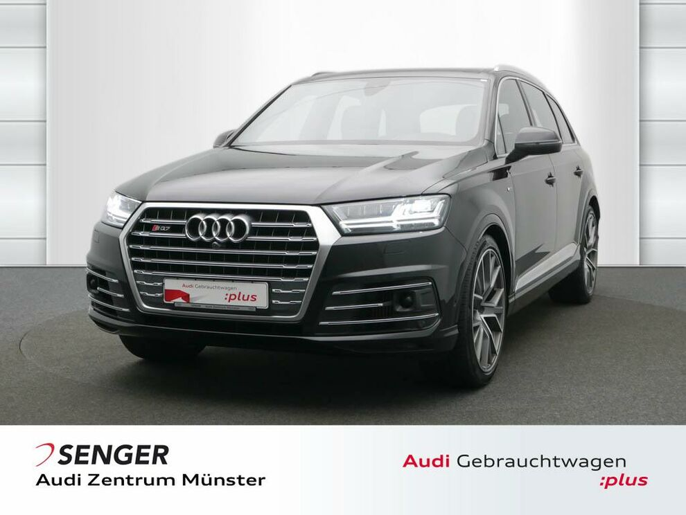 Audi SQ7 4.0 TDI quattro 435PS Leder 360° Kamera LED
