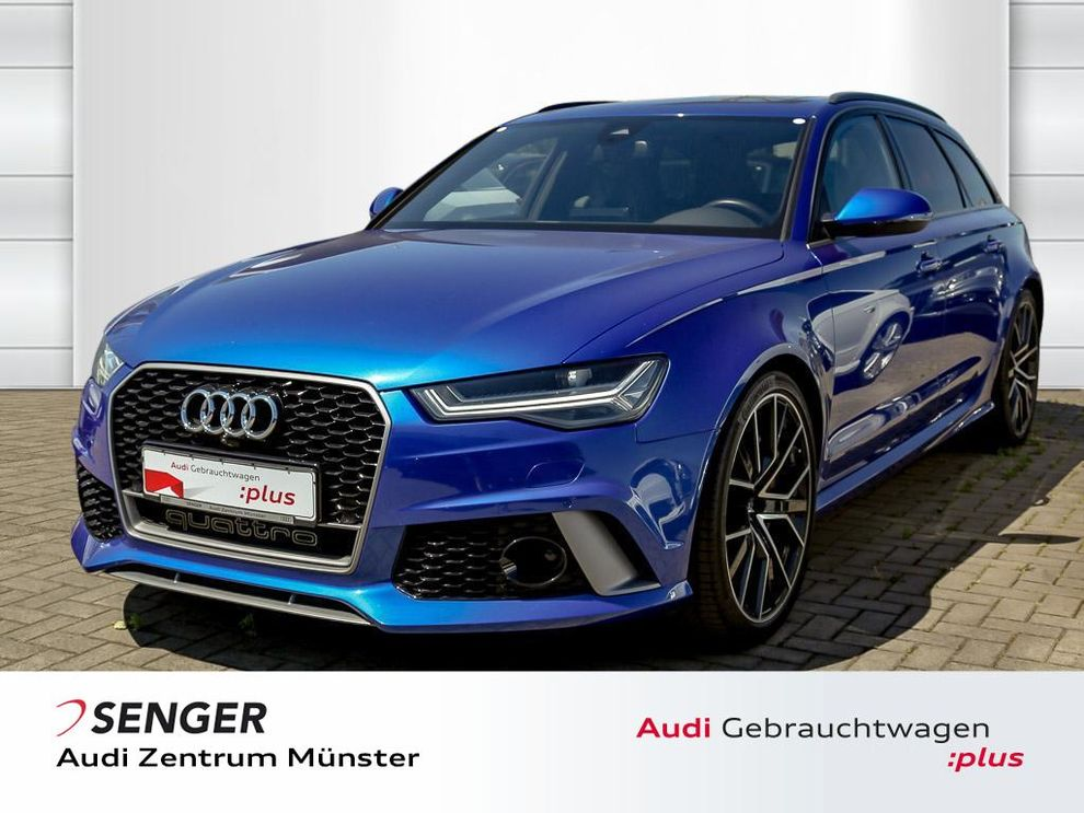 Audi RS6 Avant 4.0 TFSI quattro 605PS Matrix LED BOSE