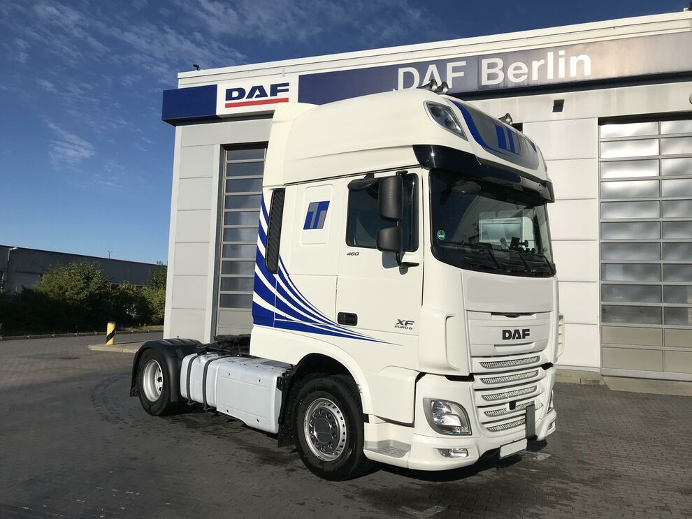 DAF XF 460 FT SSC, AS-Tronic, Intarder, Euro 6