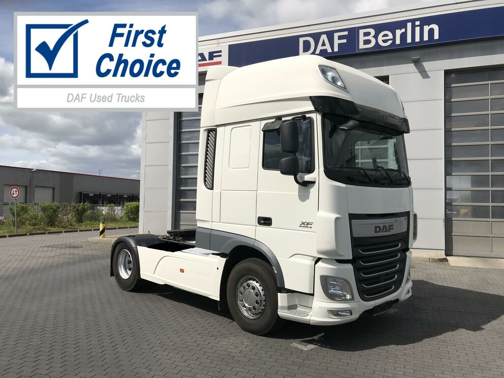 DAF XF 440 FT SSC,AS-Tronic,MX Engine Brake,Euro 6