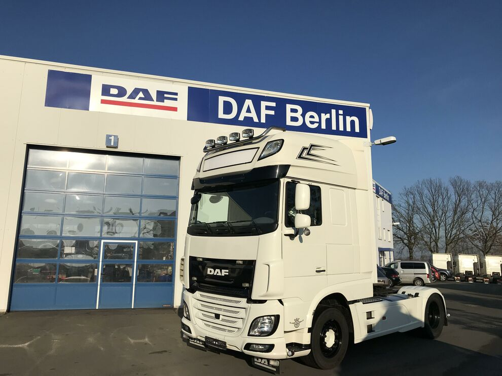DAF XF 460 FT SSC,AS-Tronic,Intarder,Euro 6